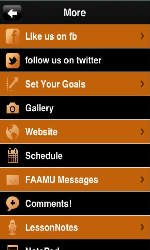 FAAMU:The Investors University- screenshot