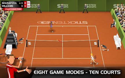 Stick Tennis Screenshot 18