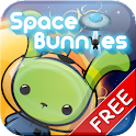 Space Bunnies Free logo