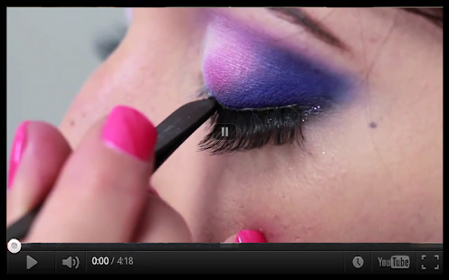 How to Do Your Own Makeup - screenshot thumbnail