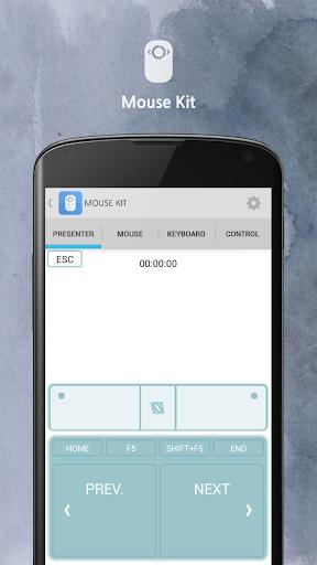 Mouse Kit (Keyboard+Presenter) 1.9.2 screenshots 1