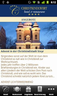 Christkindlwirt Steyr - screenshot thumbnail