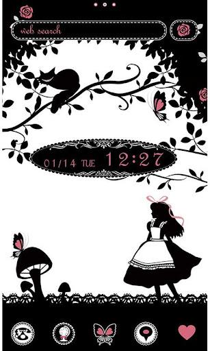 Cute Theme Alice's Fairy Tale 1.0 Windows u7528 1