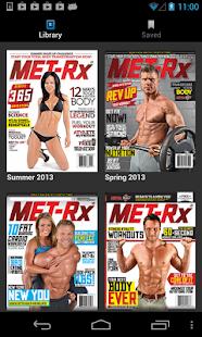 MET-Rx Magazine