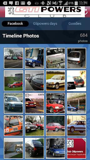 Club GTIPOWERS 205 GTI  screenshots 5