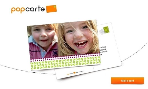Popcarte HD - Custom Postcards - screenshot thumbnail