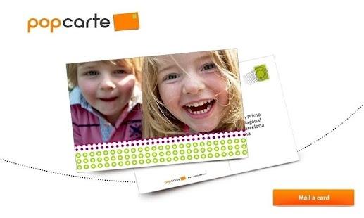 Popcarte HD - Custom Postcards - screenshot thumbnail
