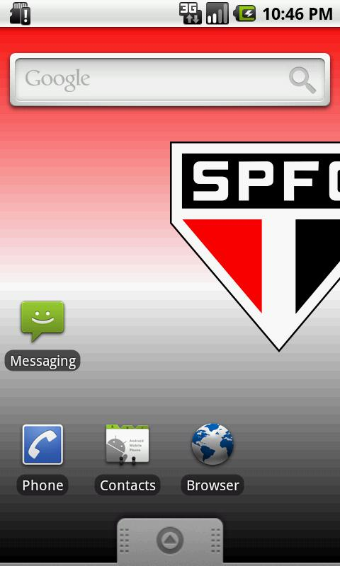 São Paulo Live Wallpaper - screenshot