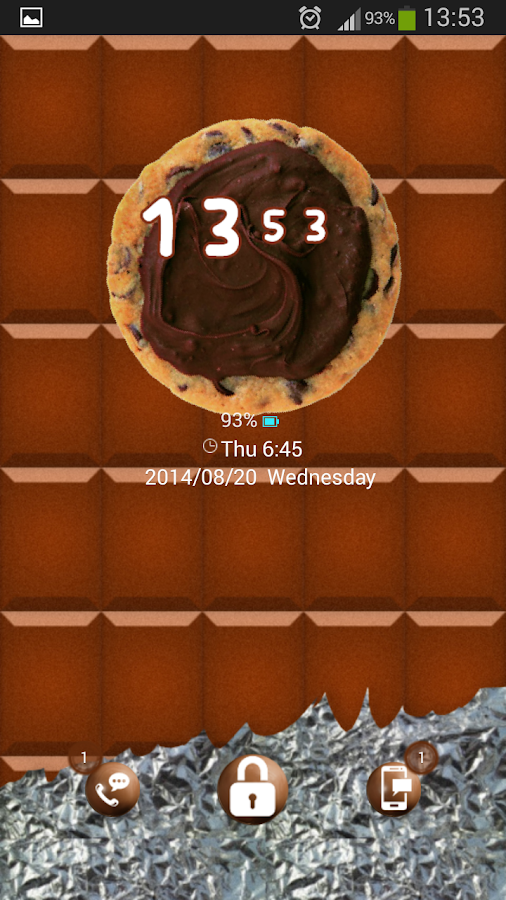 GO Locker Cookie- screenshot