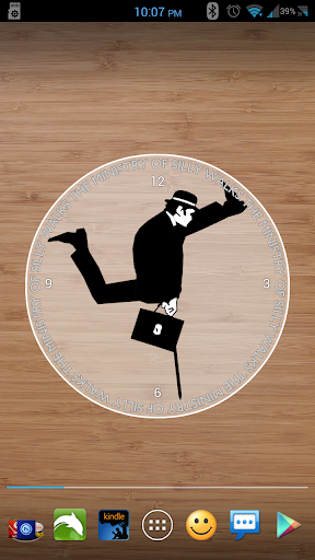 Monty Python UCCW Clock Widget