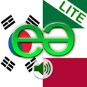 Korean to Italian Lite logo