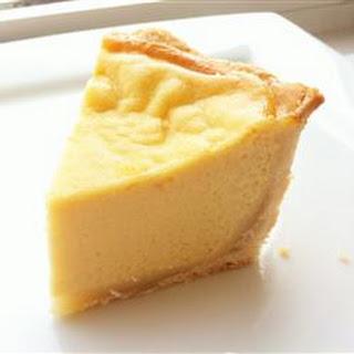 Anna's Custard Pie