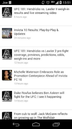 The new MMAjunkie app is here; here's why you need to download ...