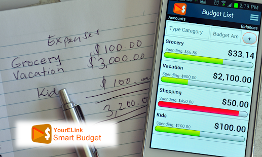 Smart Budget- screenshot thumbnail