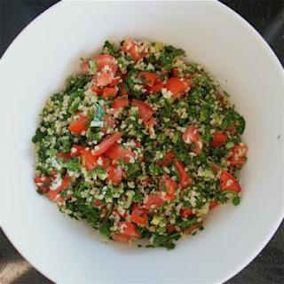 Classic Tabouli Salad