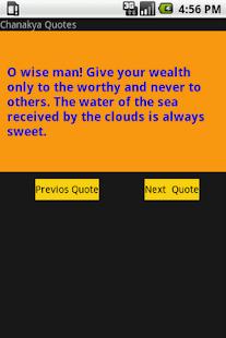 Chankay Quotes Niti