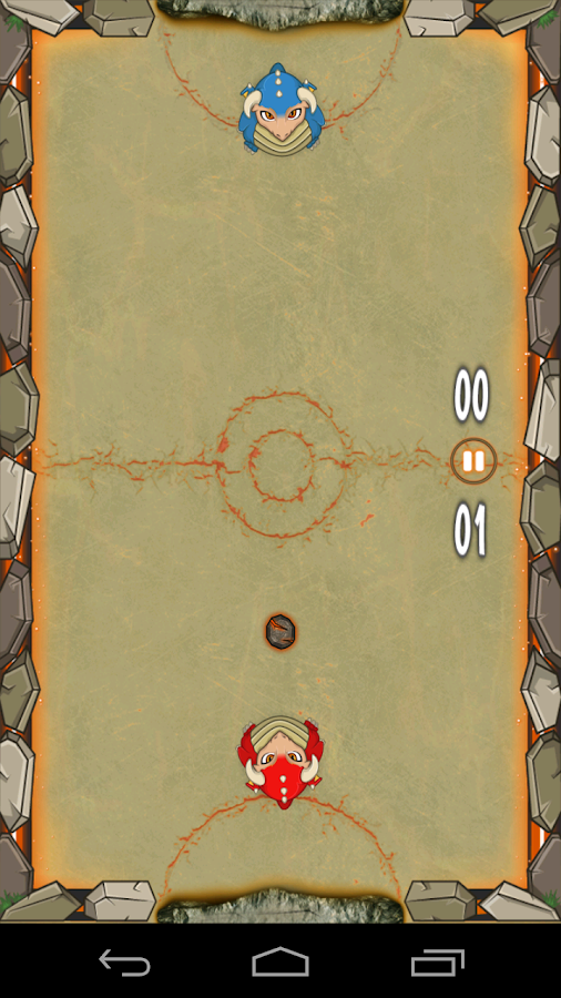 Dragon Hockey:Age of Air&Fire - screenshot