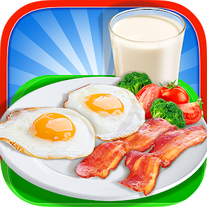 Make Breakfast Food! for PC and MAC