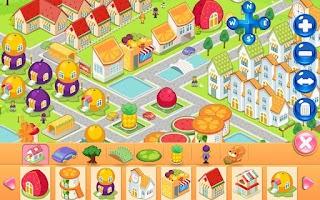 Screenshot of Design Fruit Village