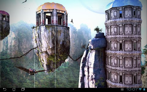 Fantasy World 3D LWP v1.0