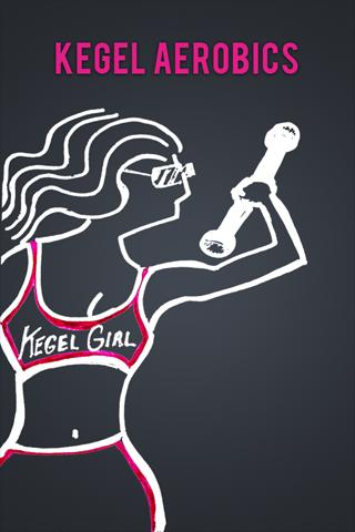 KEGEL AEROBICS - screenshot