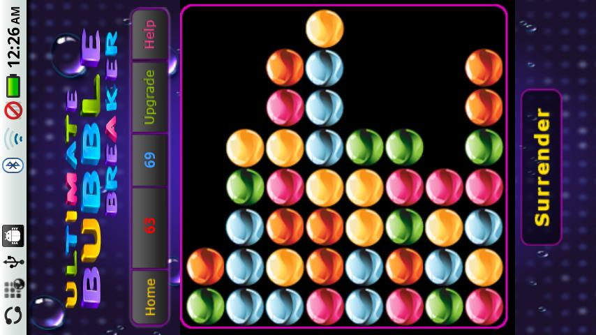 Ultimate Bubble Breaker Lite - screenshot