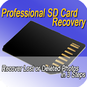 SD Card Recovery in 3 Steps