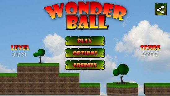 免費下載街機APP|Wonder Ball Runner 3D app開箱文|APP開箱王