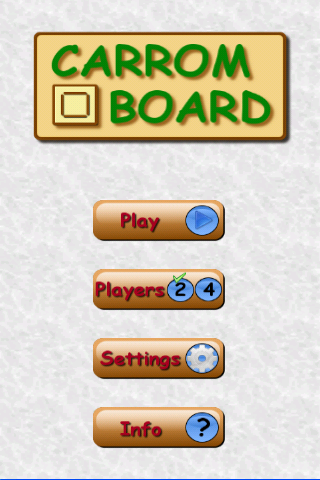 Carrom Board  screenshots 1