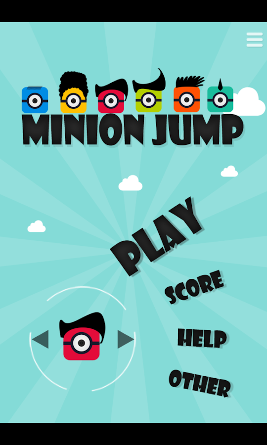 Minimon Jump - screenshot