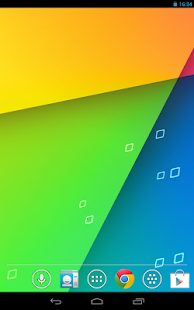 Jelly Bean 4.3 Nexus Wallpaper - screenshot thumbnail