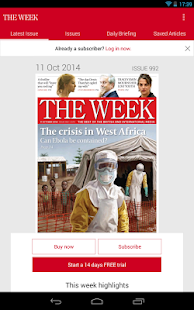 The Week UK - screenshot thumbnail