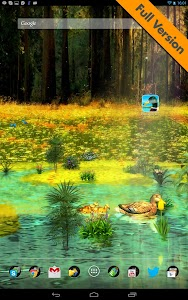 Ducks 3D Live Wallpaper FREE screenshot 10