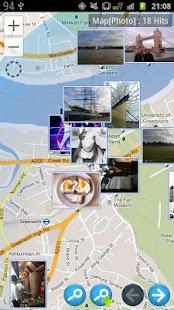 Twitmap - Map for Twitter. - screenshot thumbnail