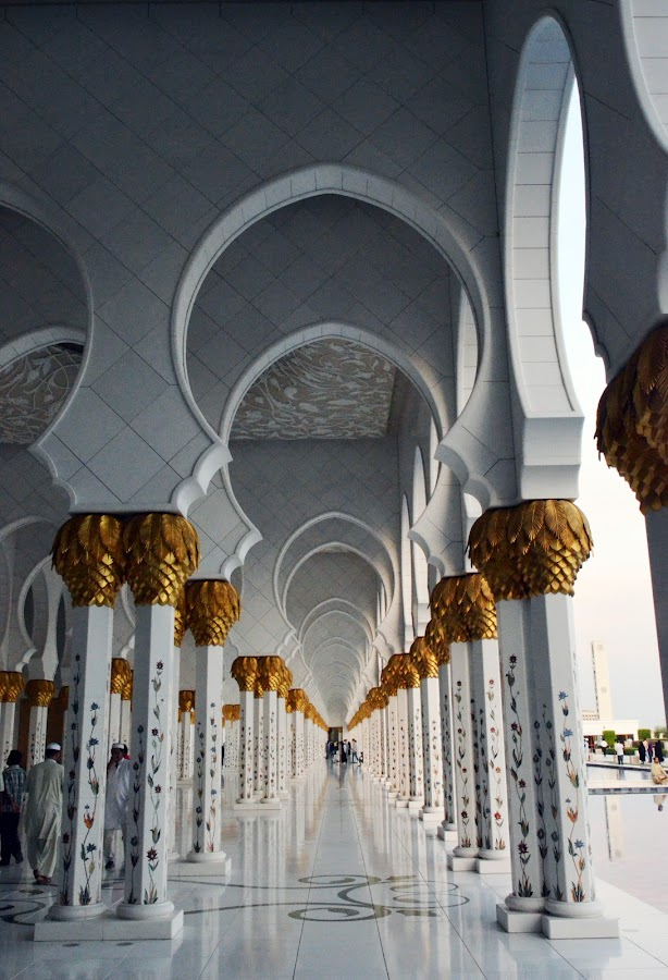 by Loyal Veigas 'Loy' - Buildings & Architecture Architectural Detail ( mosque, arches,  )