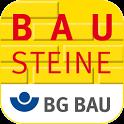 Bausteine der BG BAU icon