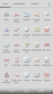 3Dion - Icon Pack v6.2