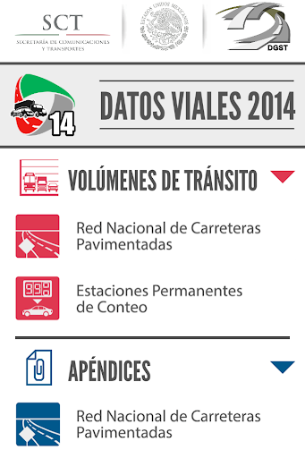 Datos Viales 2014