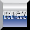 KICX 917 logo