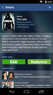 TV Guide Mobile- screenshot thumbnail