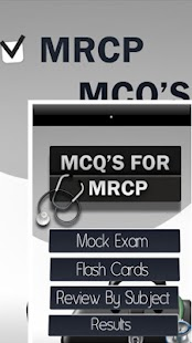 MRCP MCQ's Exam Questions - screenshot thumbnail