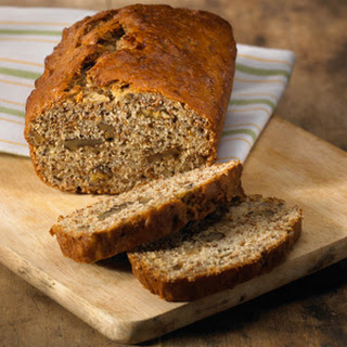 Bran Banana Bread.