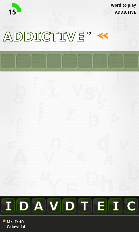 Letters and Numbers Pro- screenshot
