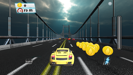 Traffic City Racer 3D 2.1 screenshot 1447455