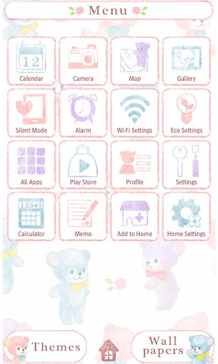 Cute wallpaper-Teddy Bears- 1.0.1 Windows u7528 3