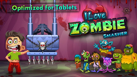 I Love Zombie Smasher 1.4 screenshot 40036