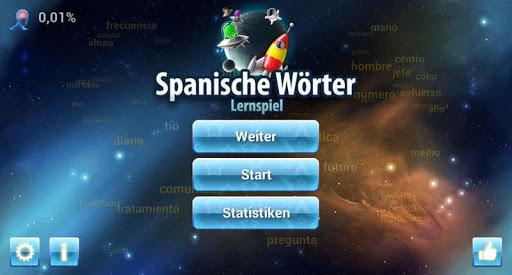 Spanische Wörter