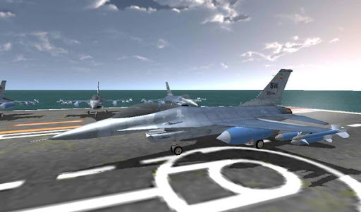 F16戦争ミサイルガンナーのライバル