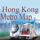 Hong Kong Metro Map