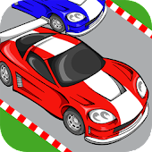 Car Race Game Toddlers Kids